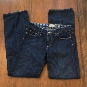 Paige Denim Robertson Wide Leg Stretch Jeans